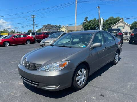 2004 Toyota Camry for sale at Right Choice Automotive in Rochester NY