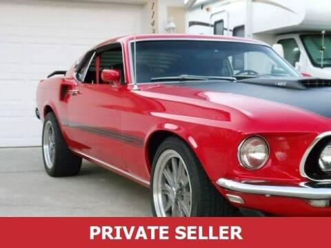 1969 Ford Mustang for sale at US 24 Auto Group in Redford MI