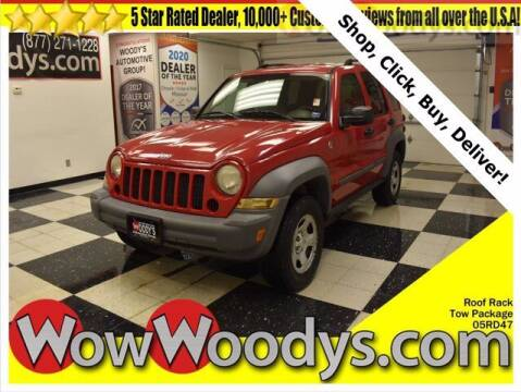 2005 Jeep Liberty for sale at WOODY'S AUTOMOTIVE GROUP in Chillicothe MO