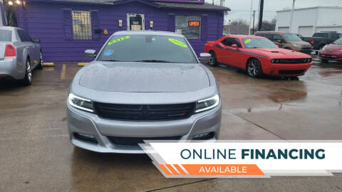 2015 Dodge Charger for sale at Quality Auto Sales LLC in Garland TX