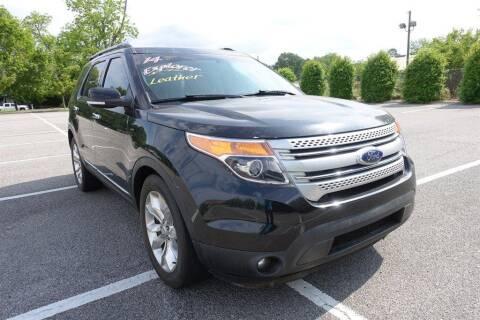 2014 Ford Explorer for sale at Womack Auto Sales in Statesboro GA