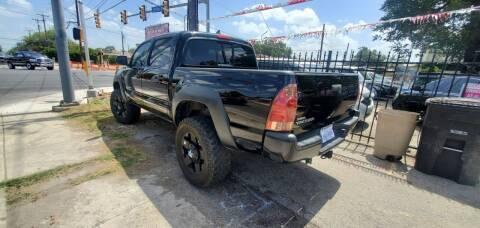 2012 Toyota Tacoma for sale at C.J. AUTO SALES llc. in San Antonio TX