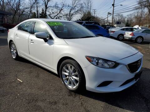2016 Mazda MAZDA6 for sale at CENTRAL GROUP in Raritan NJ