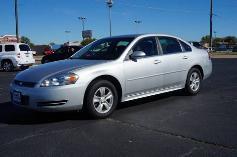2014 Chevrolet Impala Limited for sale at Certified Auto Center in Tulsa OK