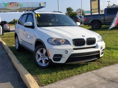 2011 BMW X5 for sale at GATOR'S IMPORT SUPERSTORE in Melbourne FL