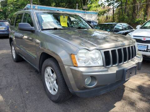 2007 Jeep Grand Cherokee for sale at New Plainfield Auto Sales in Plainfield NJ