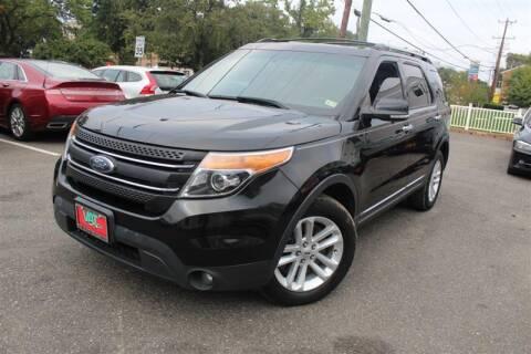 2014 Ford Explorer for sale at Virginia Auto Trader, Co. in Arlington VA