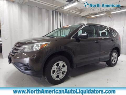2014 Honda CR-V for sale at North American Auto Liquidators in Essington PA