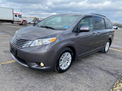 2015 Toyota Sienna for sale at Cars With Deals in Lyndhurst NJ
