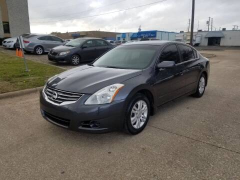 2011 Nissan Altima for sale at Image Auto Sales in Dallas TX