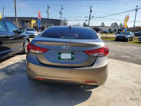 2013 Hyundai Elantra for sale at Dick Smith Auto Sales in Augusta GA