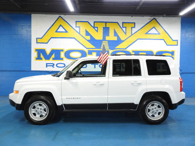 2016 Jeep Patriot for sale at ANNA MOTORS, INC. in Detroit MI