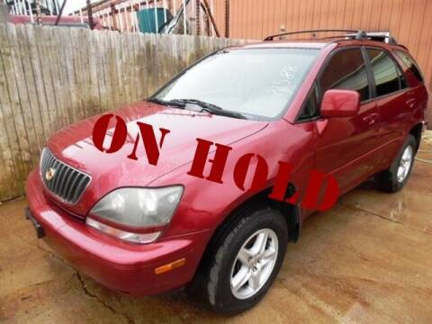 1999 Lexus RX 300 for sale at East Coast Auto Source Inc. in Bedford VA