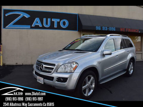 2009 Mercedes-Benz GL-Class for sale at Z Auto in Sacramento CA