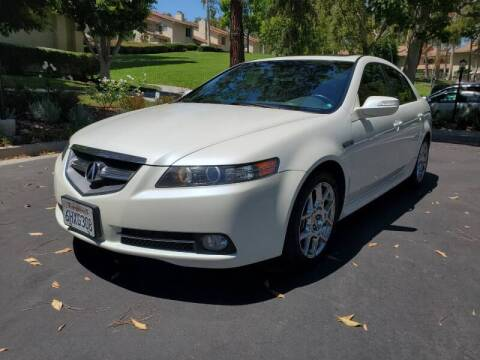 2008 Acura TL for sale at E MOTORCARS in Fullerton CA