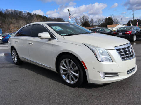 2014 Cadillac XTS for sale at Viles Automotive in Knoxville TN