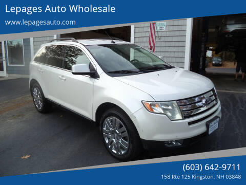 2009 Ford Edge for sale at Lepages Auto Wholesale in Kingston NH
