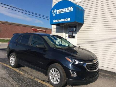 2020 Chevrolet Equinox for sale at Browning Chevrolet in Eminence KY