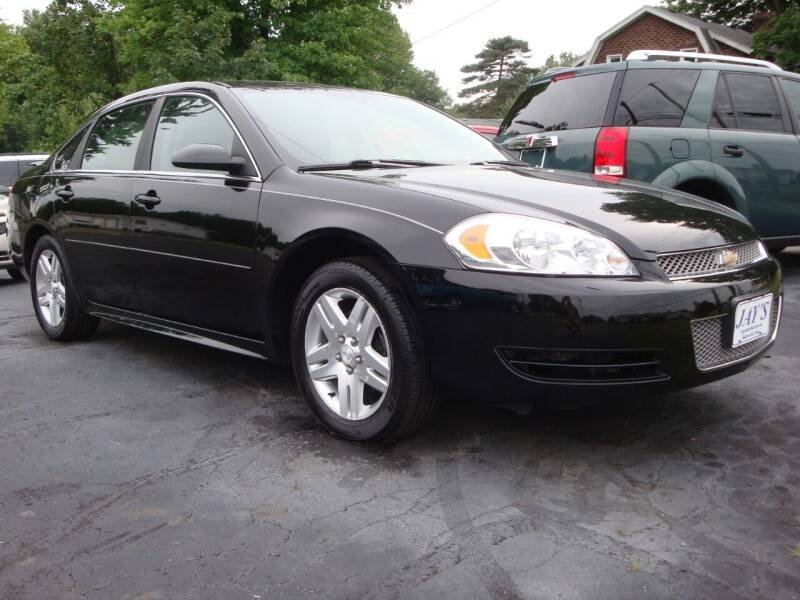2012 Chevrolet Impala for sale at Jay's Auto Sales Inc in Wadsworth OH