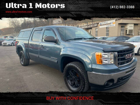 2010 GMC Sierra 1500 for sale at Ultra 1 Motors in Pittsburgh PA