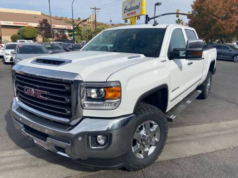 2019 GMC Sierra 2500HD for sale at Boulevard Motors in St George UT