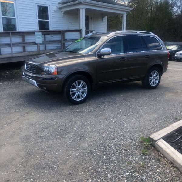 2013 Volvo XC90 for sale at Specialty Auto Inc in Hanson MA