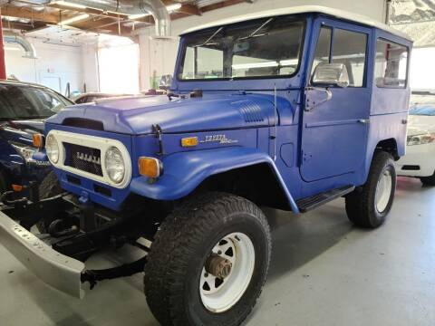1971 Toyota Land Cruiser for sale at Arizona Auto Resource in Tempe AZ