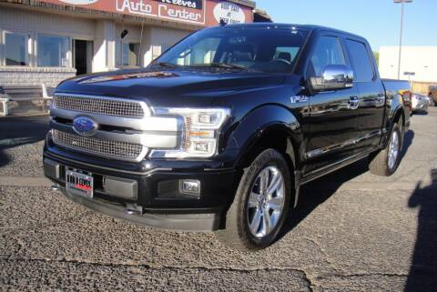 2018 Ford F-150 for sale at Don Reeves Auto Center in Farmington NM