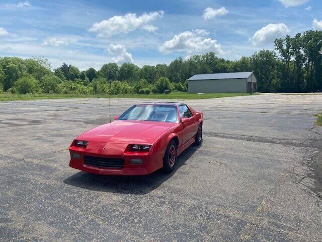 1989 Chevrolet Camaro for sale at Caruzin Motors in Flint MI