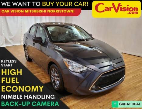 2019 Toyota Yaris for sale at Car Vision Mitsubishi Norristown in Trooper PA