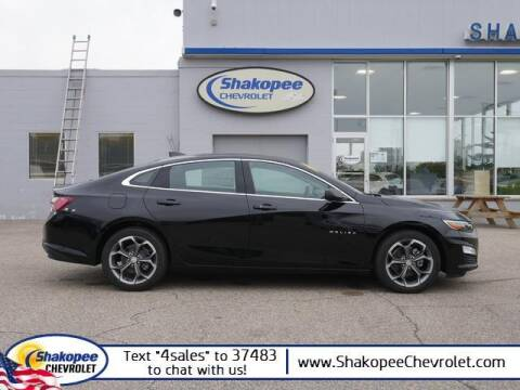 2020 Chevrolet Malibu for sale at SHAKOPEE CHEVROLET in Shakopee MN