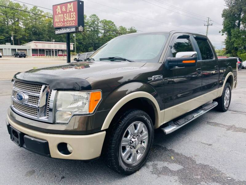 2009 Ford F-150 for sale at A & M Auto Sales, Inc in Alabaster AL