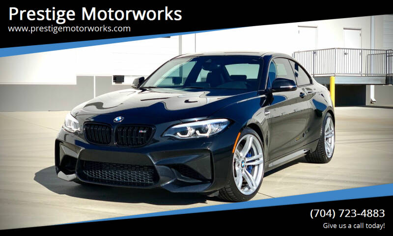 2018 BMW M2 for sale at Prestige Motorworks in Concord NC