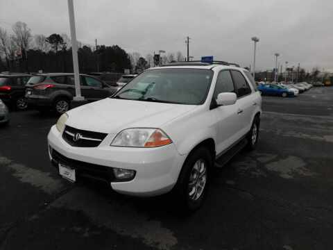 2003 Acura MDX for sale at Paniagua Auto Mall in Dalton GA