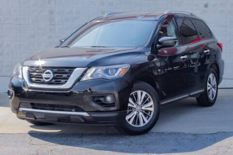 2017 Nissan Pathfinder for sale at Cannon Auto Sales in Newberry SC