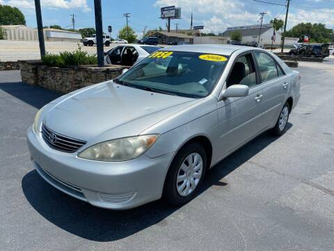 2006 Toyota Camry for sale at Import Auto Mall in Greenville SC