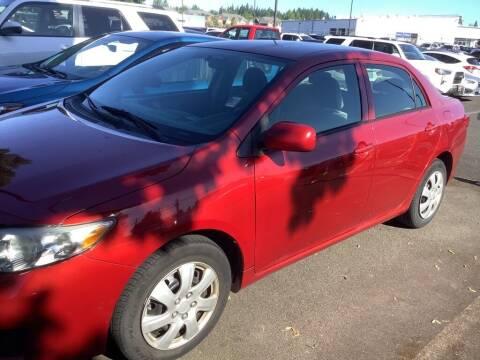 2009 Toyota Corolla for sale at Royal Moore Custom Finance in Hillsboro OR