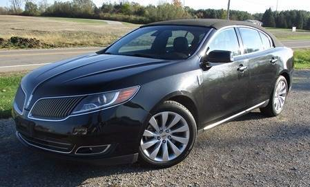 2014 Lincoln MKS for sale at BSTMotorsales.com in Bellefontaine OH
