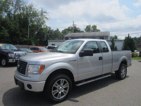 2014 Ford F-150 for sale at Auto Choice of Middleton in Middleton MA