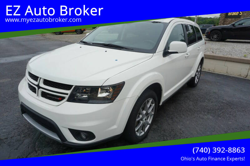 2017 Dodge Journey for sale at EZ Auto Broker in Mount Vernon OH
