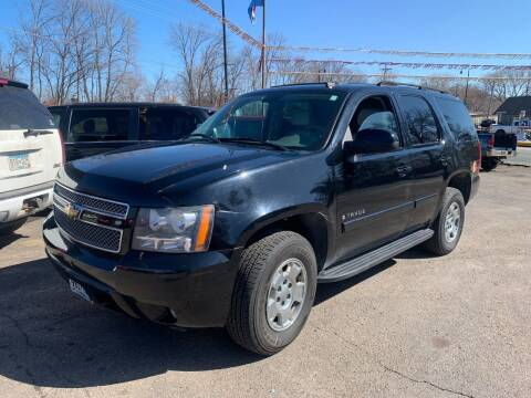 2007 Chevrolet Tahoe for sale at Tonka Auto & Truck in Mound MN