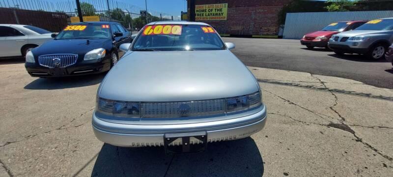 1993 Mercury Sable for sale in Detroit, MI
