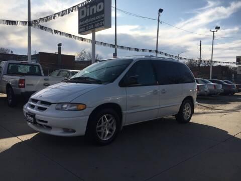 1998 Dodge Caravan for sale at Dino Auto Sales in Omaha NE