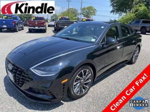 2020 Hyundai Sonata for sale at Kindle Auto Plaza in Cape May Court House NJ
