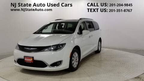 2019 Chrysler Pacifica for sale at NJ State Auto Auction in Jersey City NJ