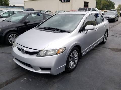 2009 Honda Civic for sale at Larry Schaaf Auto Sales in Saint Marys OH