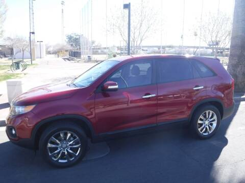 2011 Kia Sorento for sale at J & E Auto Sales in Phoenix AZ