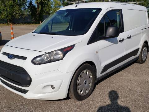 2015 Ford Transit Connect Cargo for sale at Flex Auto Sales in Cleveland OH