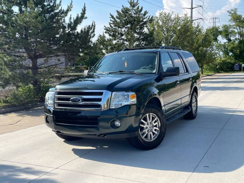 2013 Ford Expedition for sale at A & R Auto Sale in Sterling Heights MI