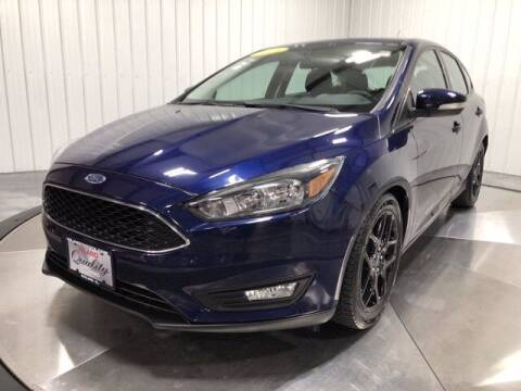 2016 Ford Focus for sale at HILAND TOYOTA in Moline IL
